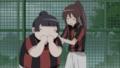 [anime][銀河へキックオフ!!][西園寺玲華][高遠エリカ]