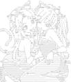 [AA][僕は友達が少ない][羽瀬川小鳩][高山マリア][バニー]