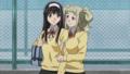 [anime][gif][CØDE:BREAKER][CØDE:BREAKERgif][桜小路桜][高津あおば][おっぱい][あててる]