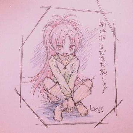 [anime][まどか☆マギカ][佐倉杏子][谷口淳一郎]