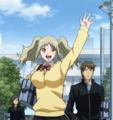 [anime][gif][CØDE:BREAKER][CØDE:BREAKERgif][高津あおば][おっぱい][ぴょんぴょん]