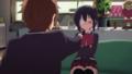 [anime][gif][中二病でも恋がしたい][小鳥遊六花][かしげる]