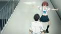 [anime][gif][Robotics;Notesgif][Robotics;Notes][瀬乃宮あき穂][通せんぼ]