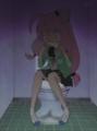 [anime][てーきゅう][新庄かなえ][便所飯]