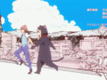 [anime][gif][さくら荘][椎名ましろ][きぐるみ]