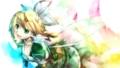 [anime][SAO][リーファ][エンドカード・提供][KEI]
