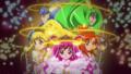 [anime][gif][スマイルプリキュア][星空みゆき][日野あかね][黄瀬やよい][緑川なお][青木れいか][プリンセスフォーム]