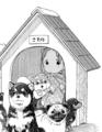 [manga][苺ましまろ][松岡美羽][ばらスィー]