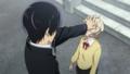 [anime][gif][CØDE:BREAKER][CØDE:BREAKERgif][藤原寧々音][つかむ]