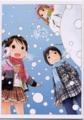 [manga][苺ましまろ][ばらスィー][伊藤千佳][松岡美羽][伊藤伸恵]