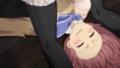 [anime][えびてん][金森羽片][涙目][あし][ひざ裏][まんぐり返し][おでこ]