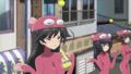 [anime][gif][ガールズ&パンツァー][ガルパンgif][あんこう踊り][五十鈴華][冷泉麻子][秋山優花里][おっぱい]