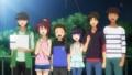 [anime][銀河へキックオフ!!][高遠エリカ][高遠エリカピンキャミ][西園寺玲華]
