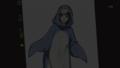[anime][gif][氷菓][千反田える][コスプレ][画面][きぐるみ][ペンギン]