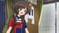 [anime][ガールズ&パンツァー][秋山優花里][サンクス][秋山優花里の部屋][吊るし制服]