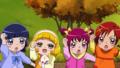 [anime][gif][スマイルプリキュア][スマプリロリ][星空みゆき][日野あかね][黄瀬やよい][青木れいか][おー]