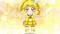 [anime][gif][スマイルプリキュア][スマプリロリ][黄瀬やよい][スマプリ変身][黄瀬やよいじゃんけん][ぐちょぱー][ダブルピース][ニヒヒ顔]