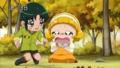 [anime][スマイルプリキュア][スマプリロリ][黄瀬やよい][ころぶ][涙目][緑川なお][お姉ちゃん]