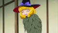 [anime][スマイルプリキュア][スマプリシンデレラ][黄瀬やよい][黄瀬やよい魔法使い][黄瀬やよいミノムシ][涙目][ミノムシ]