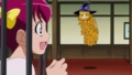 [anime][スマイルプリキュア][スマプリシンデレラ][黄瀬やよい][黄瀬やよい魔法使い][黄瀬やよいミノムシ]