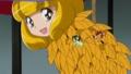 [anime][スマイルプリキュア][スマプリシンデレラ][黄瀬やよい][黄瀬やよい魔法使い][黄瀬やよいミノムシ][日野あかねネズミ][緑川なおネズミ]