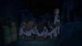 [anime][ガールズ&パンツァー][武部沙織][丸山紗希][別のとこ見てる子][一年生(ウサギ)]