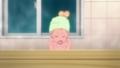 [anime][中二病でも恋がしたい][中二病お風呂][凸守早苗][日焼け]