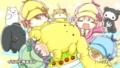 [anime][うーさーのその日暮ら][うーさーエンドカード][ミルキィホームズ][西あすか]