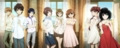 [anime][Another][見崎鳴][赤沢泉美][桜木ゆかり][杉浦多佳子]ED服