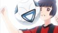 [anime][銀河へキックオフ!!][西園寺玲華]