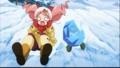 [anime][ジュエルペット][大宮ぴんく][大宮ぴんくクリスマス][靴裏]