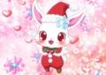 [anime][ジュエルペット][大宮ぴんくクリスマス][大宮ぴんくサンタコス][ペット(ジュエルペ)]