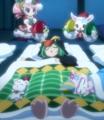 [anime][ジュエルペット][大宮ぴんく][大宮ぴんくクリスマス][大宮ぴんくサンタコス]