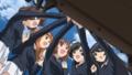 [anime][ガールズ&パンツァー][西住みほ][武部沙織][五十鈴華][秋山優花里][冷泉麻子][主人公(あんこう)]