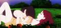 [gif][新世界よりgif][新世界より][渡辺早季][秋月真理亜][ボノボ(新世界より)][おっぱい]