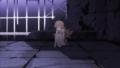 [gif][物語シリーズgif][化物語][猫物語][忍野忍][みえない][お座り][ロリ]