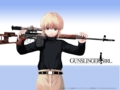[GUNSLINGER GIRL][GUNSLINGER GIRL関連][リコ][武器少女]