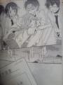 [TARI TARI][TARI TARI漫画][鍵空とみやき][宮本来夏][抱きつく][><]