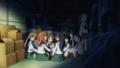 [gif][ガルパンgif][ガールズ&パンツァー][武部沙織][五十鈴華][大野あや][阪口桂利奈][宇津木優季][丸山紗希][別のとこ見てる子]