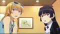 [俺妹][高坂桐乃][黒猫][S][にらむ][ジト目]たかがアニメ?