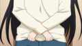 [gif][Aチャンネルgif][Aチャンネル][ユー子][脱げ][着替え][へそ]