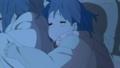 [けいおん!][平沢唯][平沢憂][ベッド][涙目]お姉ちゃーん