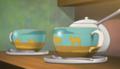 [たまこまーけっと][たまこま他][喫茶店][ラクダ][カップ]