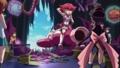 [遊戯王ZEXAL][神月アンナ][またがる][+][遊戯王ZEXAL腋][えへへ][観月小鳥][観月小鳥(ガガガコス]