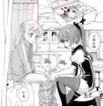 [manga][ビビッドレッド・オペ][ビビッド漫画][小梅けいと][一色もも][三枝わかば][脱げ][あし][保健室]