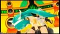 [game][Project DIVA][ボーカロイド][鏡音リン][ぱんつ][縞パン][ショートパンツチラ]