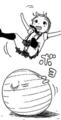 [manga][苺ましまろ][苺ましまろ原作][ばらスィー][松岡美羽][ぱんつ]