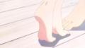 [俺修羅][春咲千和][背伸び][あし裏]