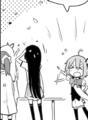 [manga][僕は友達が少ない][生徒会の一存][いたち][コラボ]