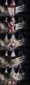 [ガールズ&パンツァー][佐々木あけび][バレー部(アヒル)][腋][ガルパン腋]